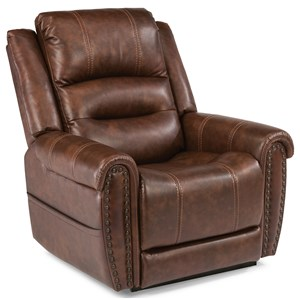 Flexsteel Latitudes - Oscar Power Lift Recliner