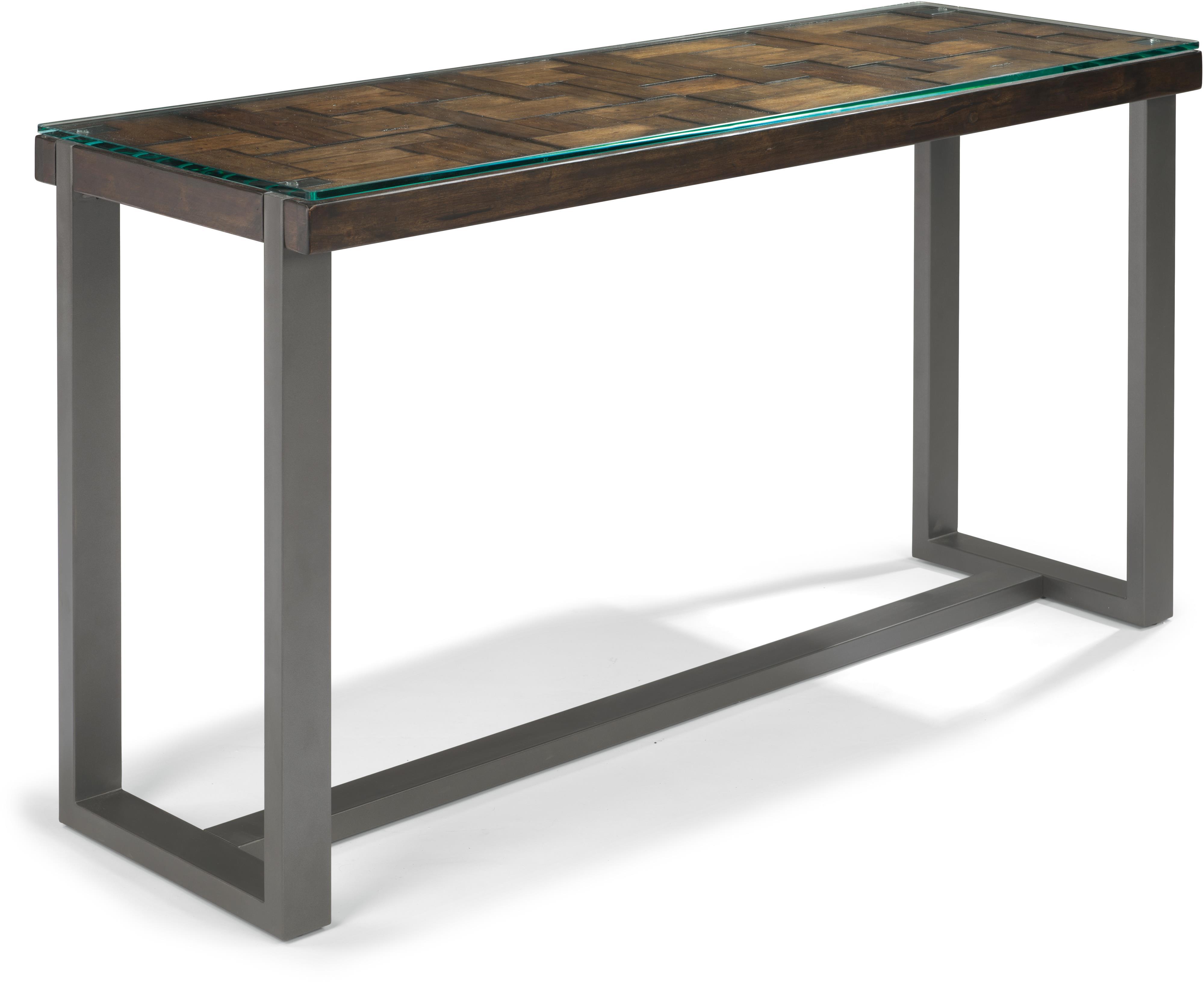 Flexsteel Patchwork Sofa Table  - Item Number: W1415-04
