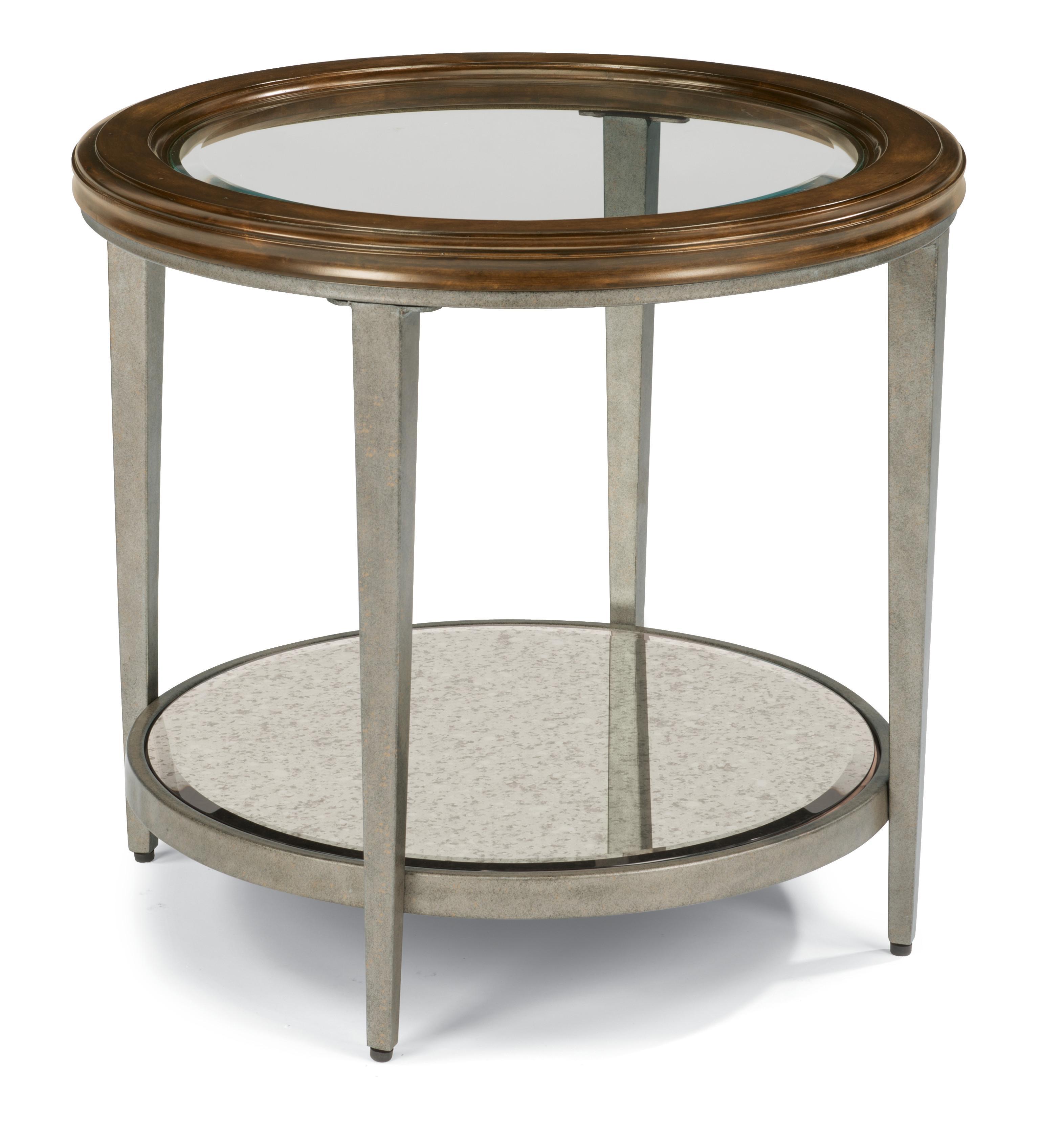Flexsteel Patina Lamp Table - Item Number: 6727-02