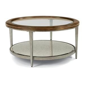 Flexsteel Patina Round Cocktail Table