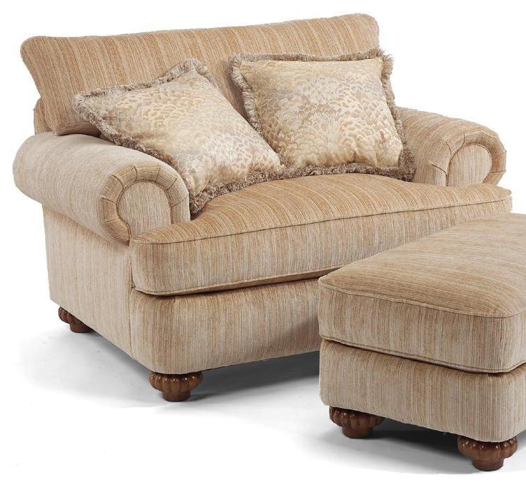Flexsteel Patterson  Chair - Item Number: 7321-10