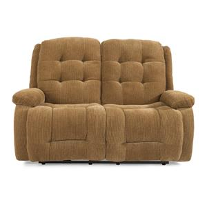 Flexsteel Paxton Power Reclining Loveseat