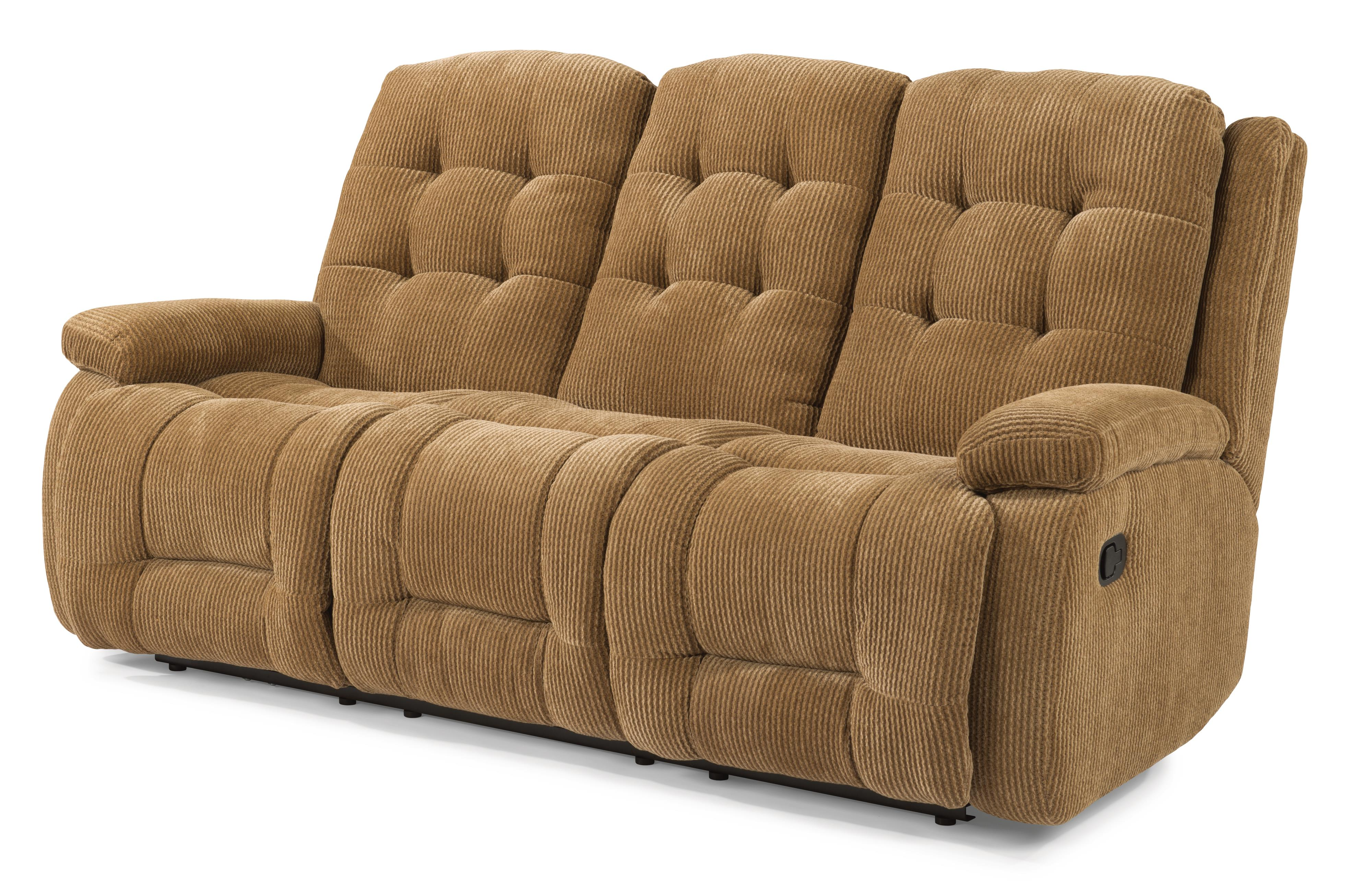 Flexsteel Paxton Reclining Sofa - Item Number: 4882-62-811-90