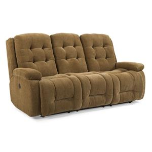 Flexsteel Paxton Power Reclining Sofa