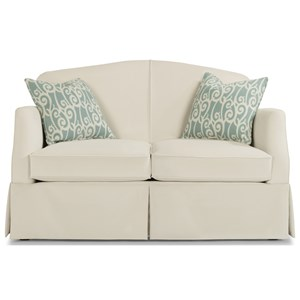 Flexsteel Pearl Love Seat