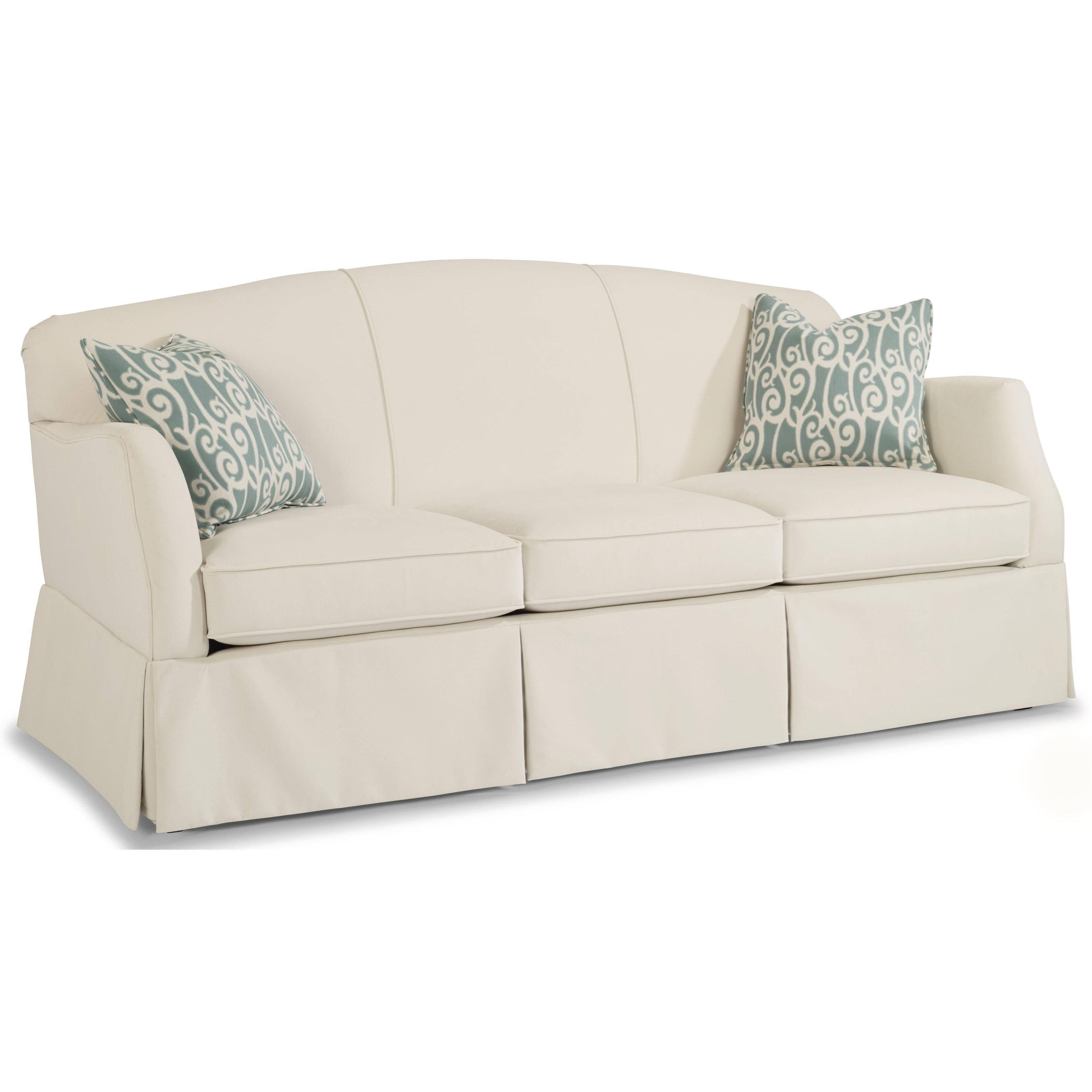 Flexsteel Pearl Sofa   Item Number: 5460 31 376 11