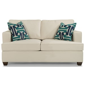 Flexsteel Pierce Love Seat