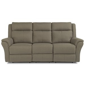 Flexsteel Latitudes - Pike Power Reclining Sofa