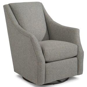 Flexsteel Plymouth Swivel Chair