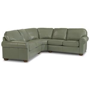 Flexsteel Preston Sectional Sofa