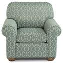 Flexsteel Preston Chair - Item Number: 5538-10-850-42