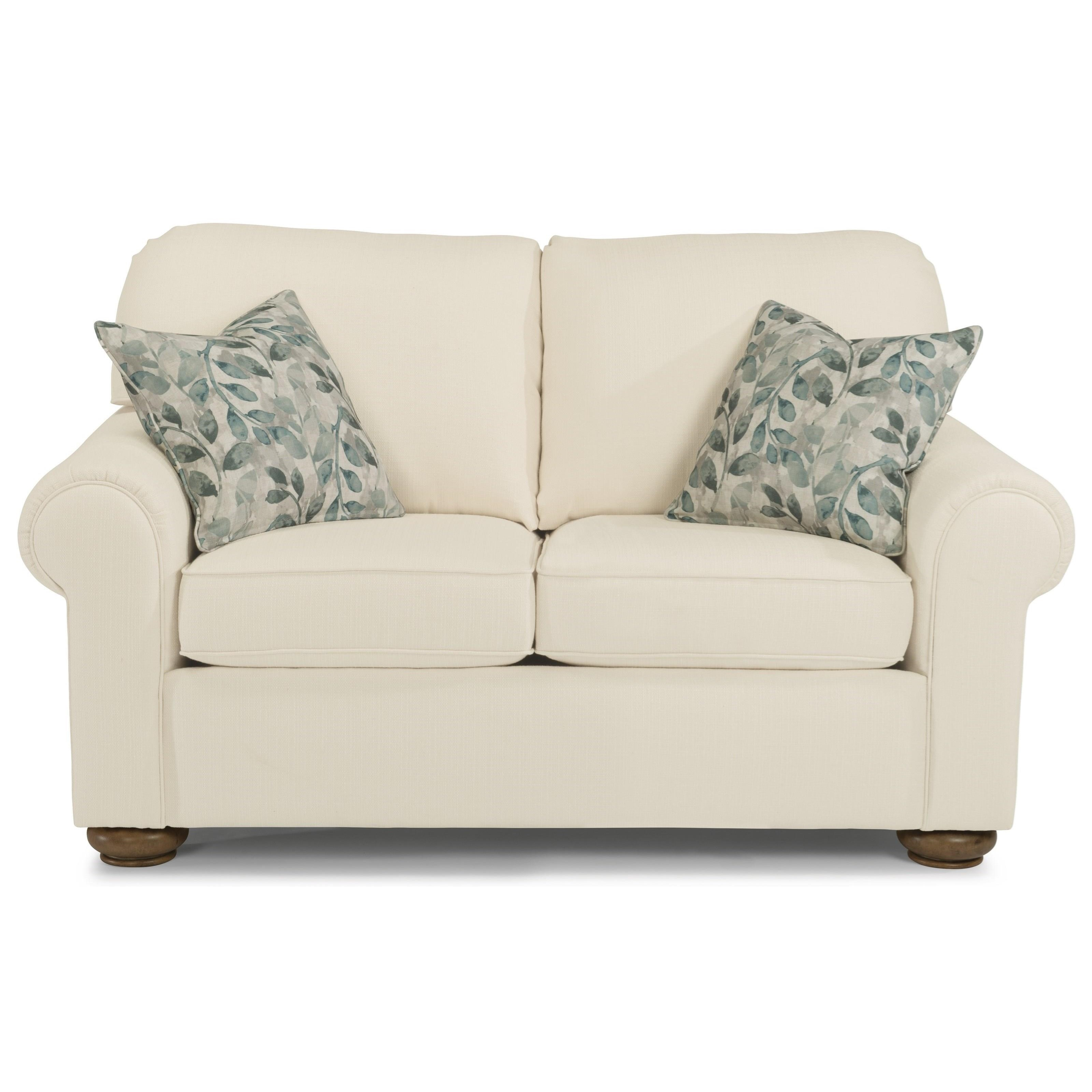 Primo Loveseat by Flexsteel at Crowley Furniture & Mattress