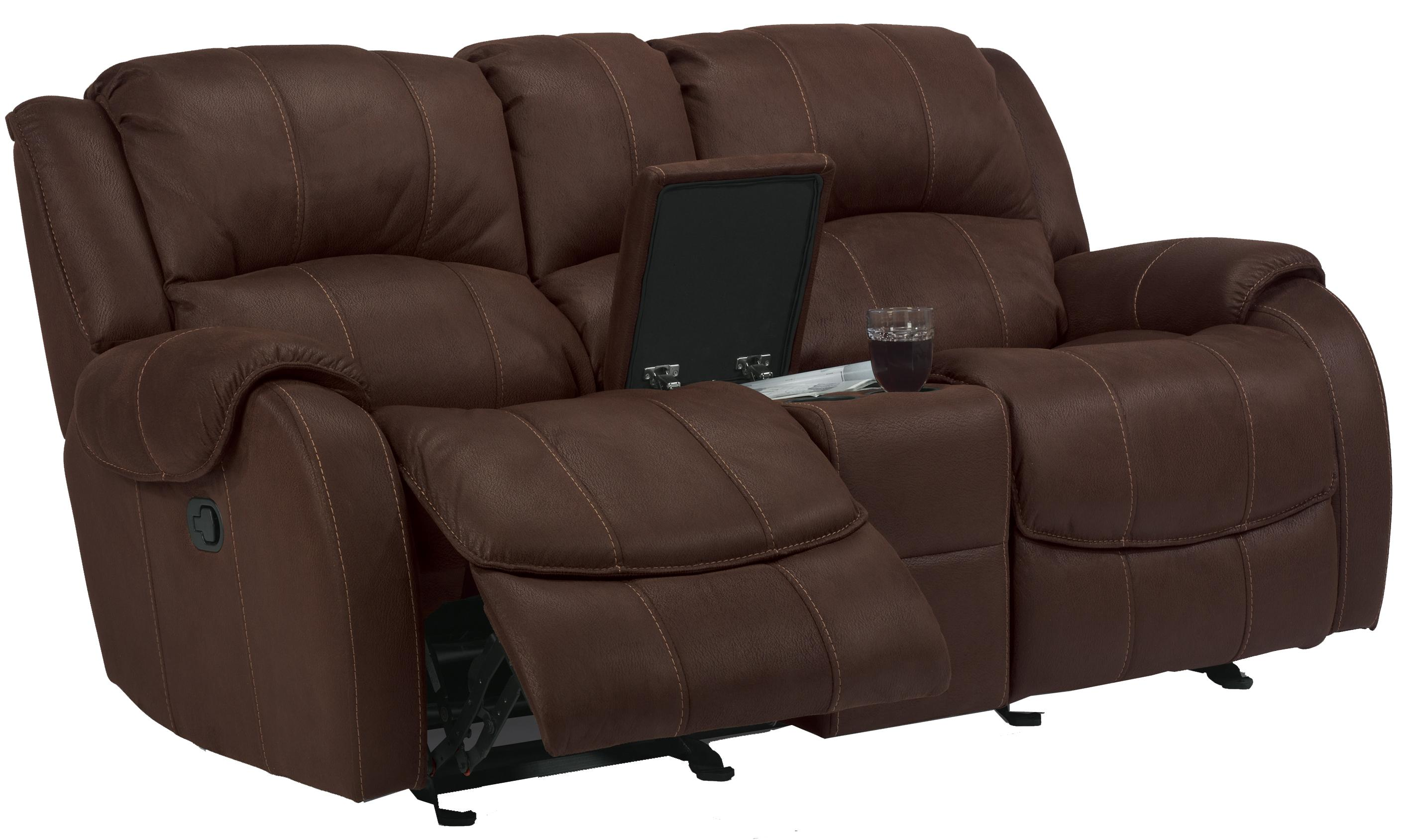 Exceptionnel Flexsteel Latitudes  Pure Comfort Dual Gliding Reclining Love Seat With  Console   AHFA   Reclining Love Seat Dealer Locator