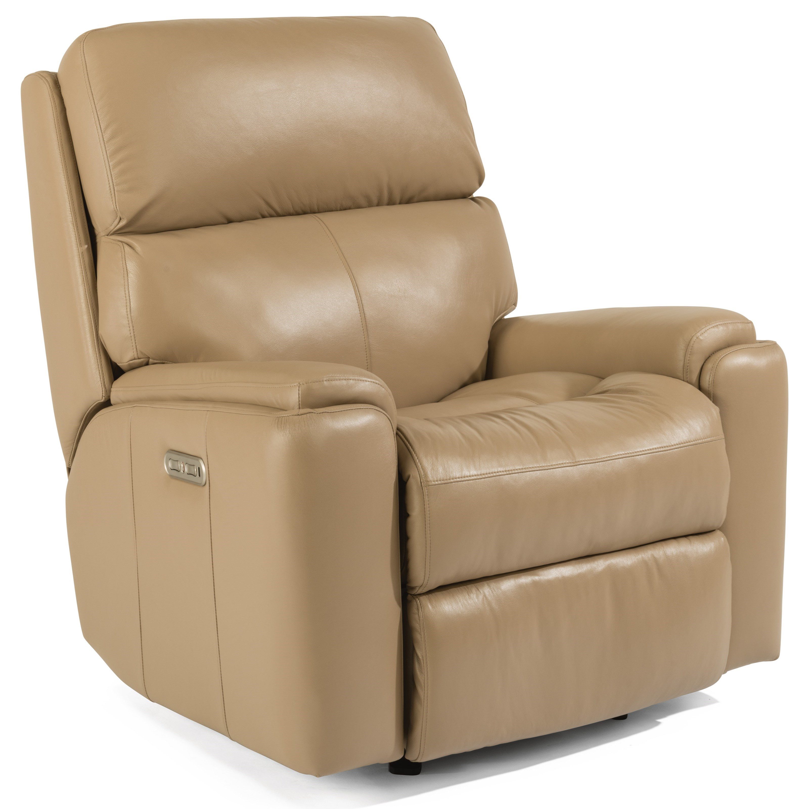 Flexsteel Rio Casual Power Recliner With Power Headrest