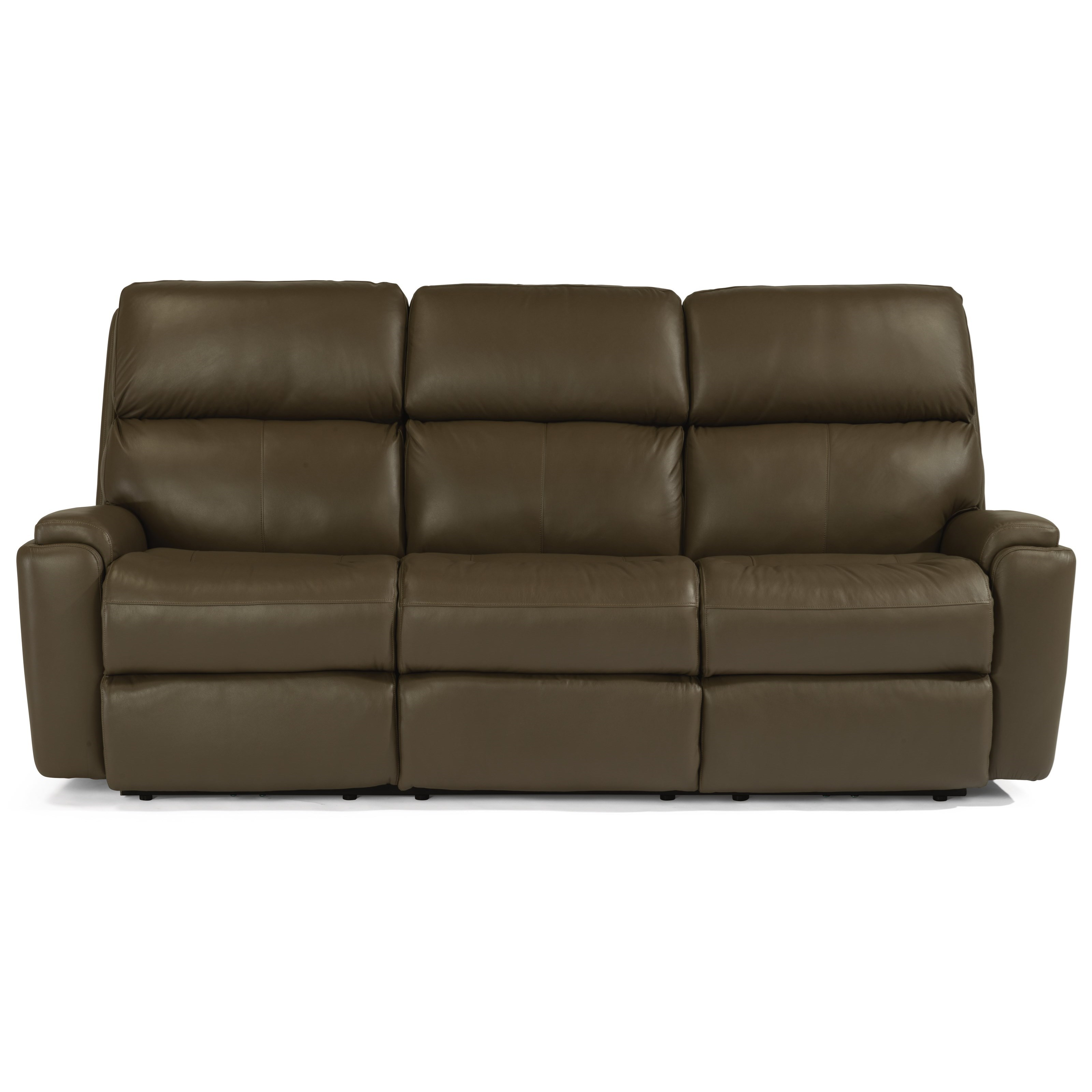 Flexsteel Sofa Bed Mattress: Flexsteel Rio Casual Power Reclining Sofa With Power