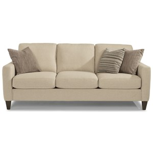 Flexsteel River Contemporary Sofa
