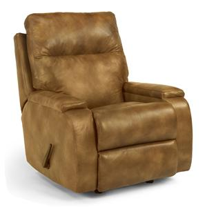 Flexsteel Runway Rocking Recliner