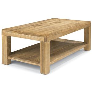 Flexsteel Sawyer Rectangular Cocktail Table