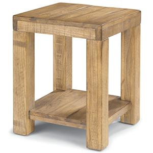 Flexsteel Sawyer Chair Side Table