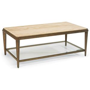 Flexsteel Seville Rectangular Cocktail Table
