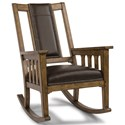 Flexsteel Sonora Upholstered Rocking Chair - Item Number: 3944-14-614-70