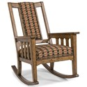 Flexsteel Sonora Upholstered Rocking Chair - Item Number: 7944-14-695-54