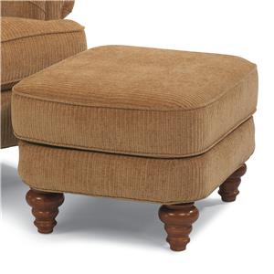 Flexsteel South Hampton South Hampton Ottoman