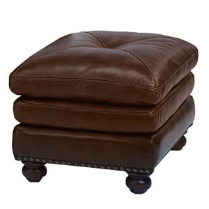 Flexsteel Latitudes-Suffolk Rectangular Ottoman