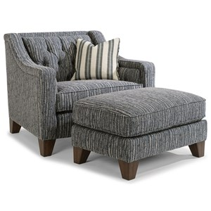 West Brothers Sullivan Mo >> Chair and Ottoman in Lake St. Louis, Wentzville, O'Fallon, MO, St.Charles, St.Louis Area, MO ...