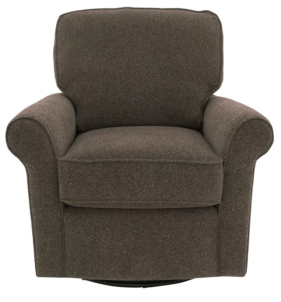 Swivel Glider Collection Parkway Swivel Glider by Flexsteel at HomeWorld Furniture