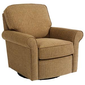 Transitional Parkway Swivel Glider