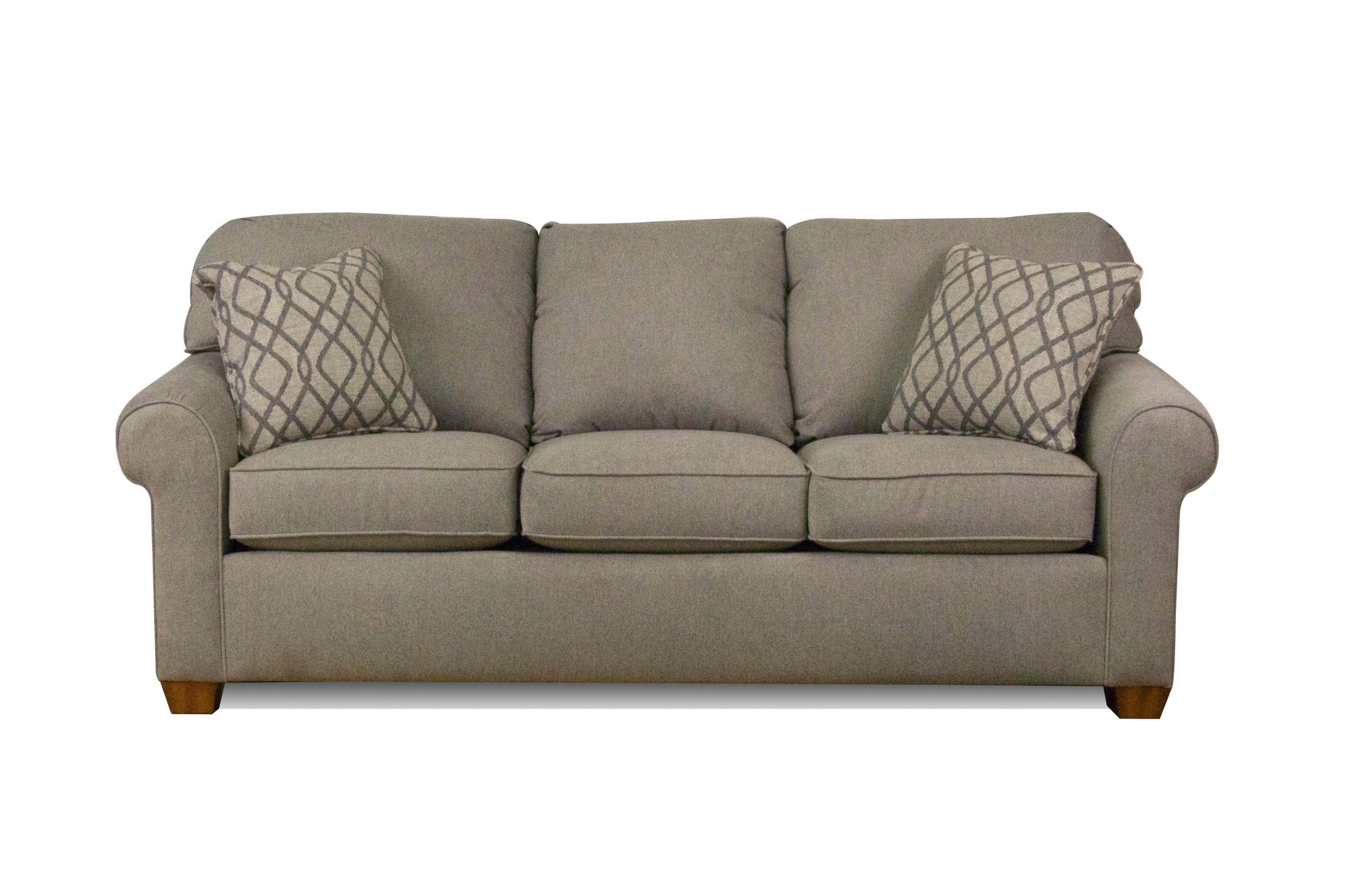 Flexsteel Thornton  Stationary Sofa - Item Number: 1753-S