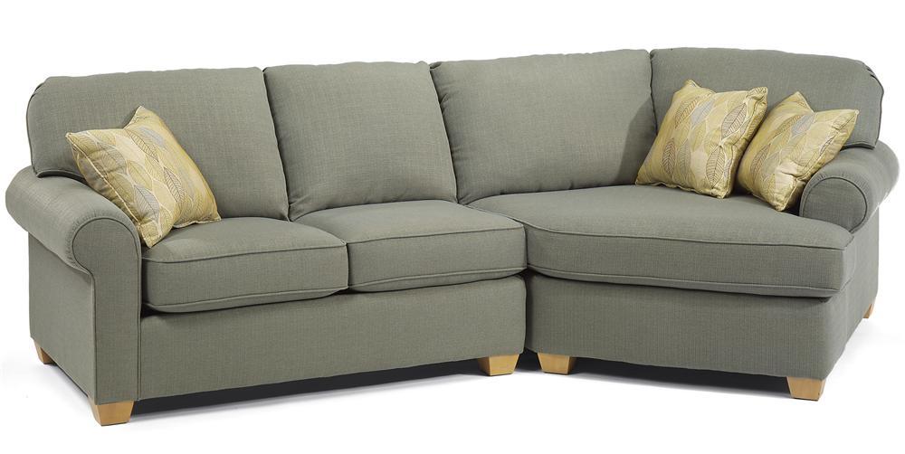 Flexsteel Thornton 2 Piece Sofa Sectional - Wayside Furniture