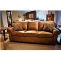 Flexsteel Thornton  Stationary Sofa - Item Number: 5535-31