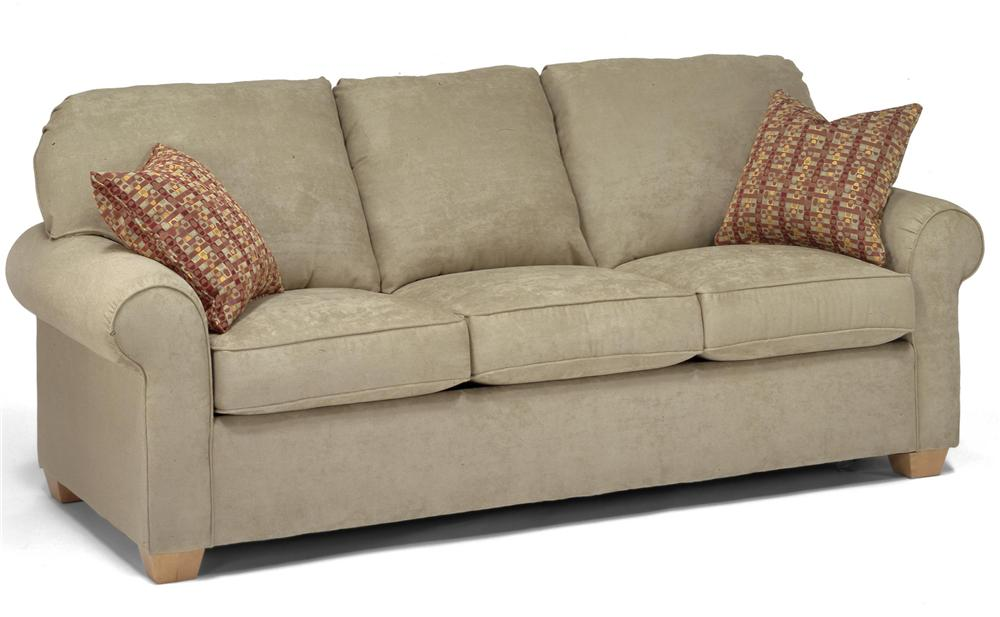 Flexsteel Thornton Queen Sleeper Sofa AHFA Sofa Sleeper Dealer