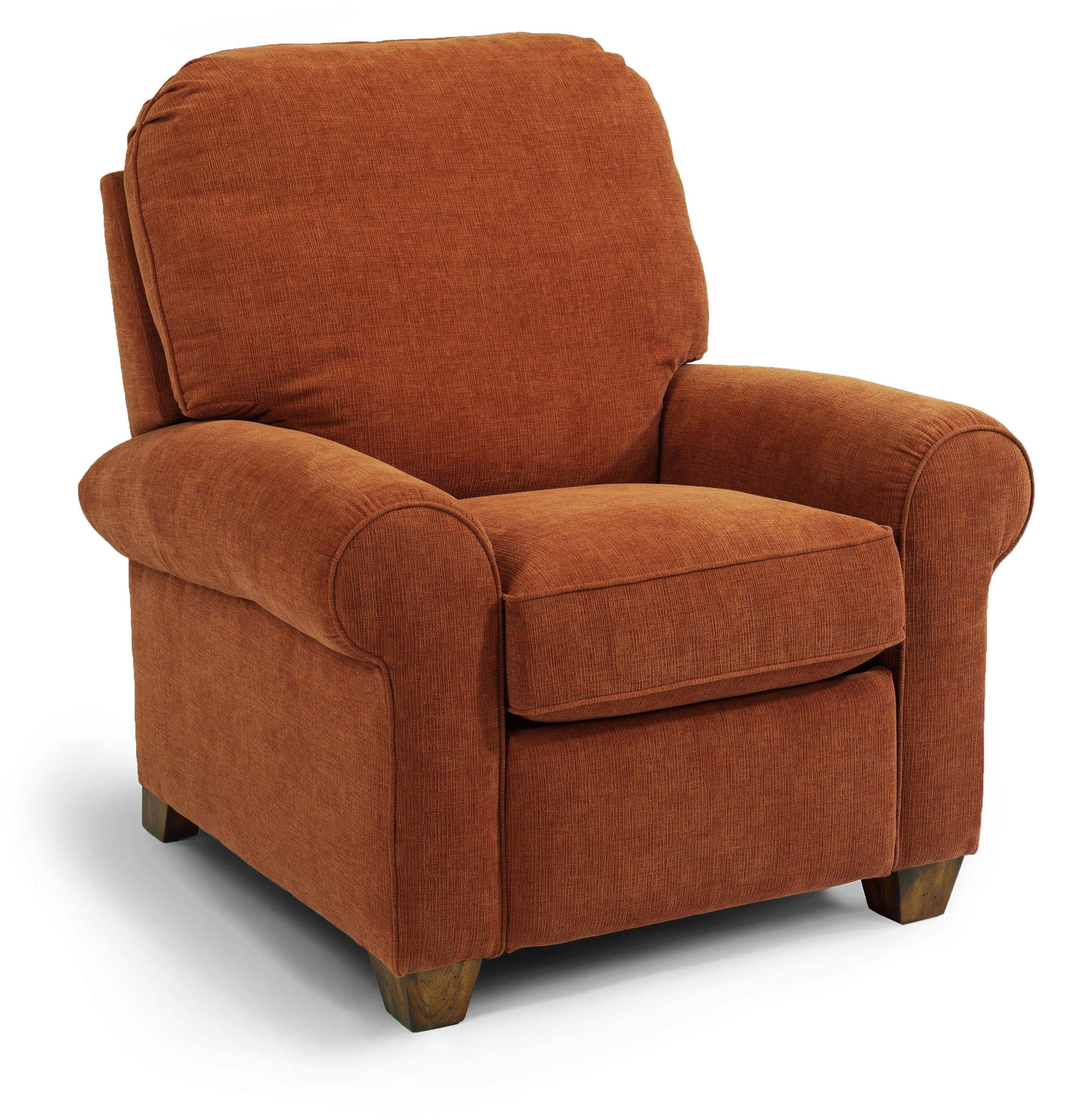 Genial Flexsteel Thornton High Leg Recliner   Item Number: 5535 503
