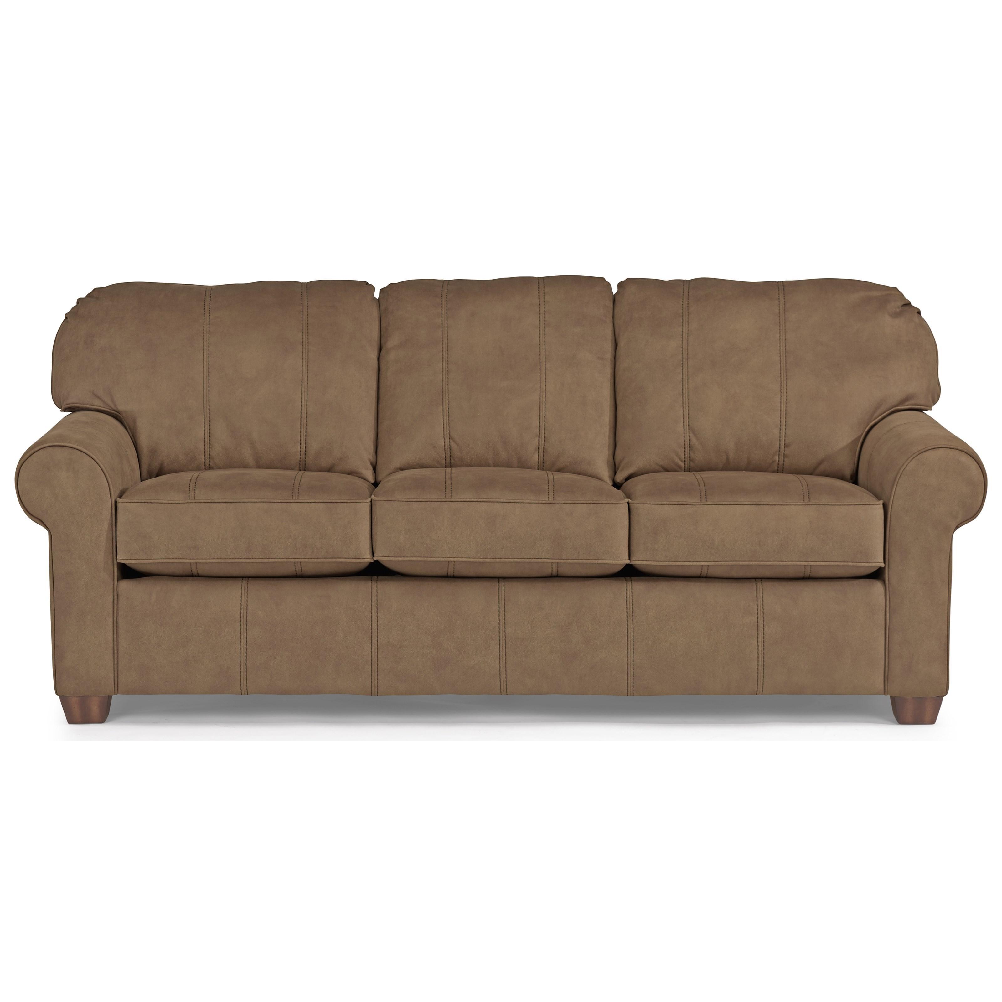 Flexsteel Sofa Bed Mattress: Flexsteel Paige Stationary Upholstered Sofa
