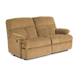 Flexsteel Triton  Power Reclining Studio Sofa