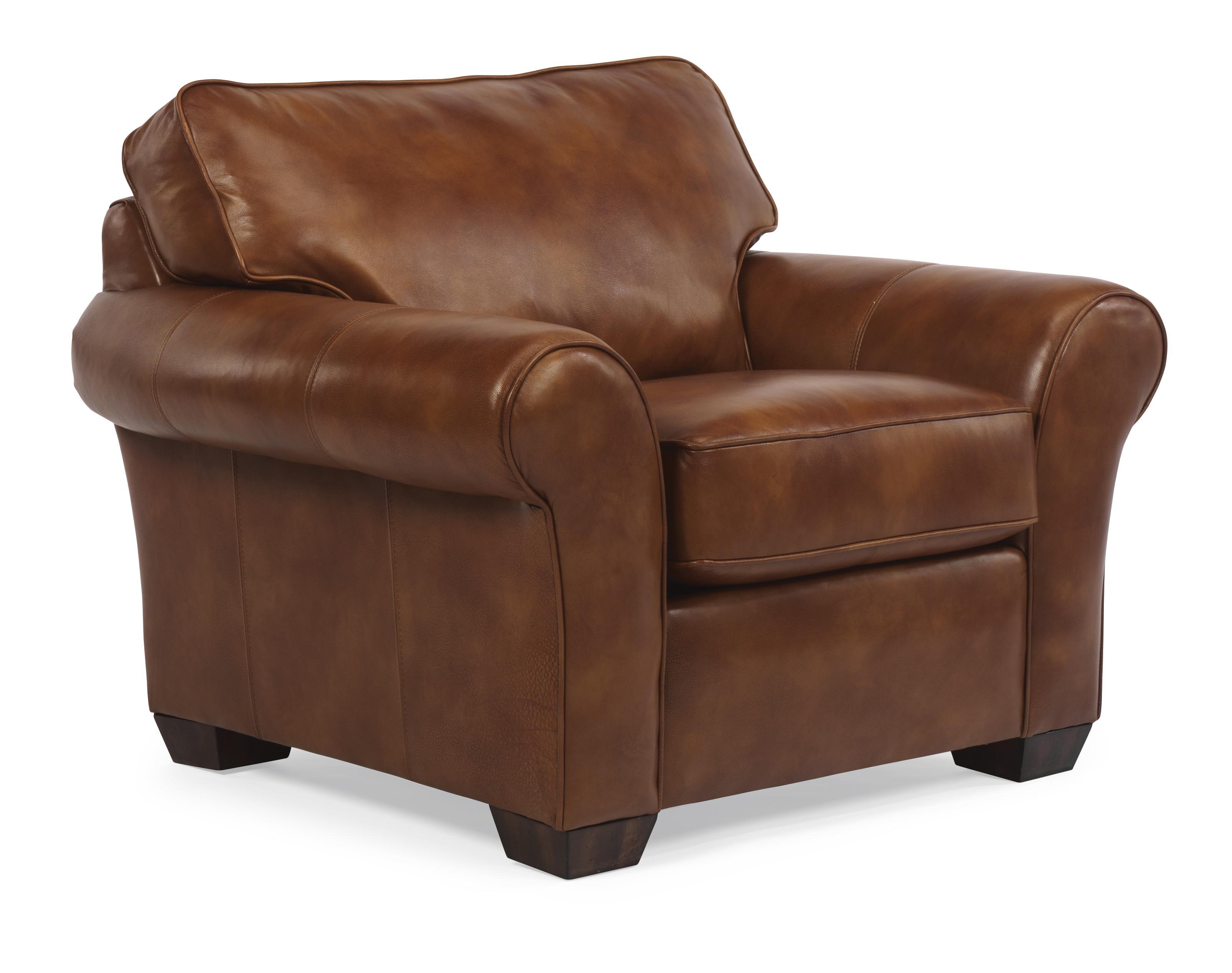 Flexsteel Vail 3305 10 Vail Upholstered Chair Dunk
