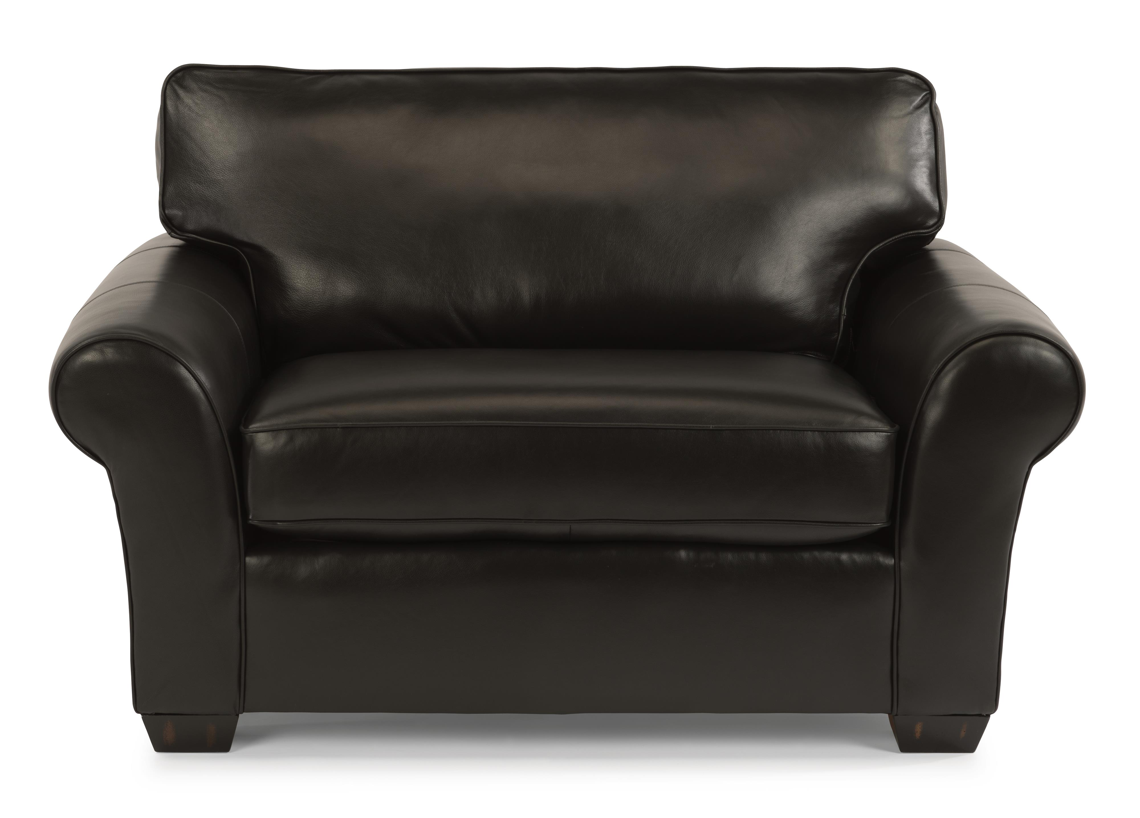 Flexsteel Vail Chair And 1 2 Godby Home Furnishings