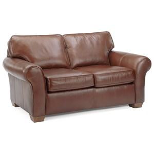 """Flexsteel Vail 71"""" Vail Love Seat"""