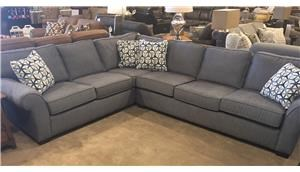 Flexsteel Vail 2 pc Sectional Sofa