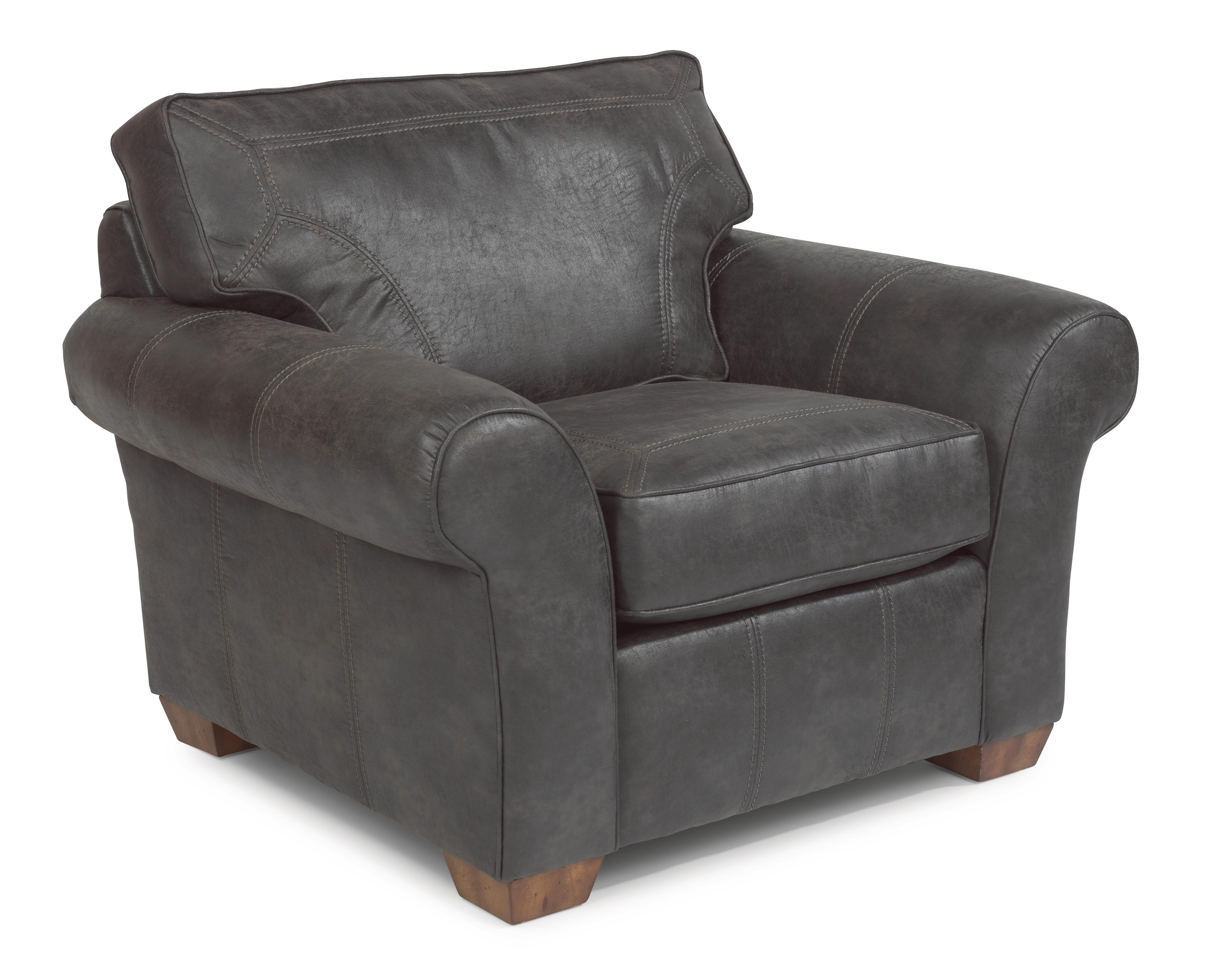 Flexsteel Vail N7305 10 Vail Upholstered Chair Dunk