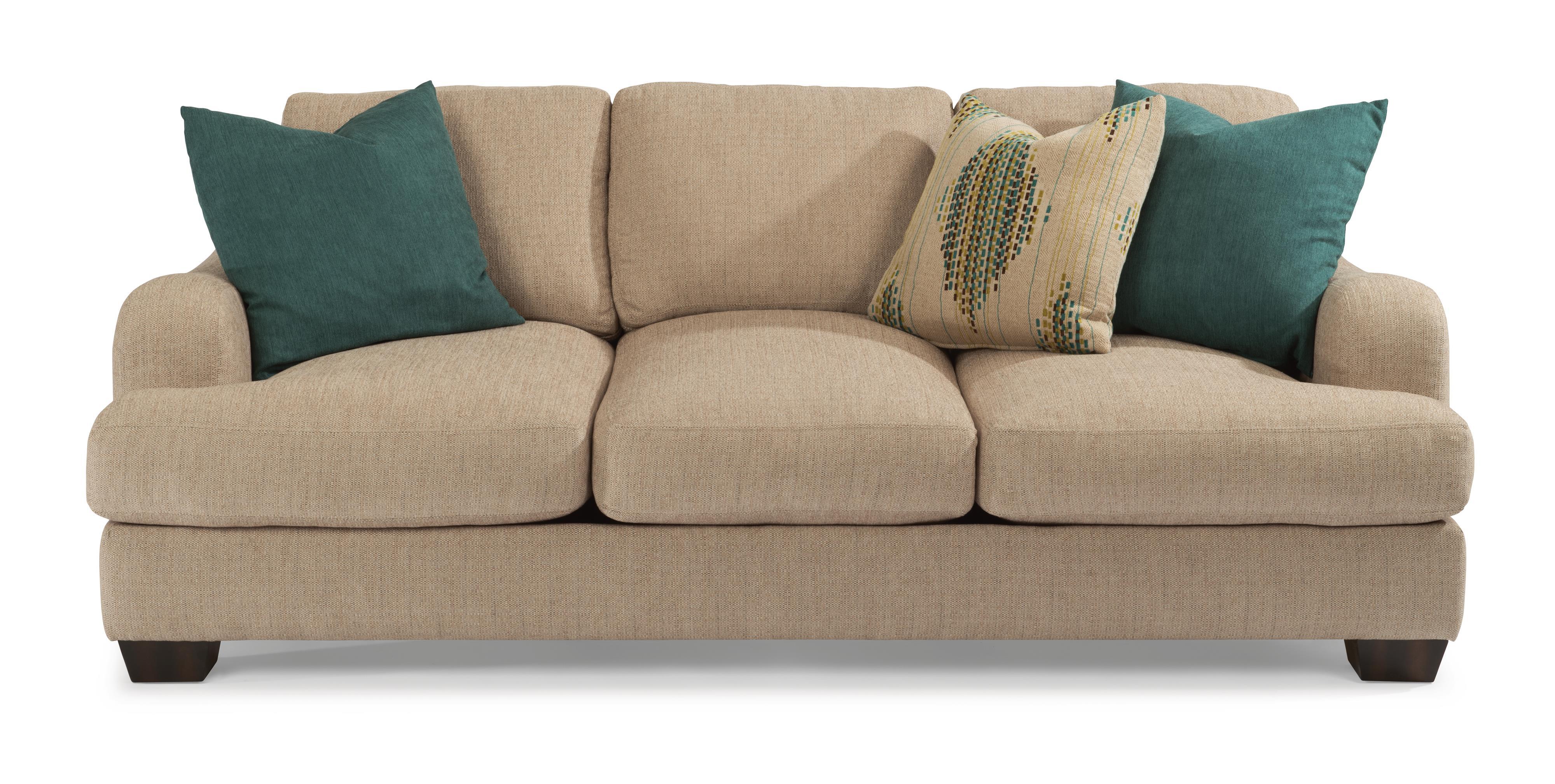 Flexsteel Vanessa Stationary Sofa   Item Number: 9311 31 912 11