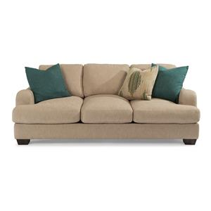 Flexsteel Vanessa Stationary Sofa