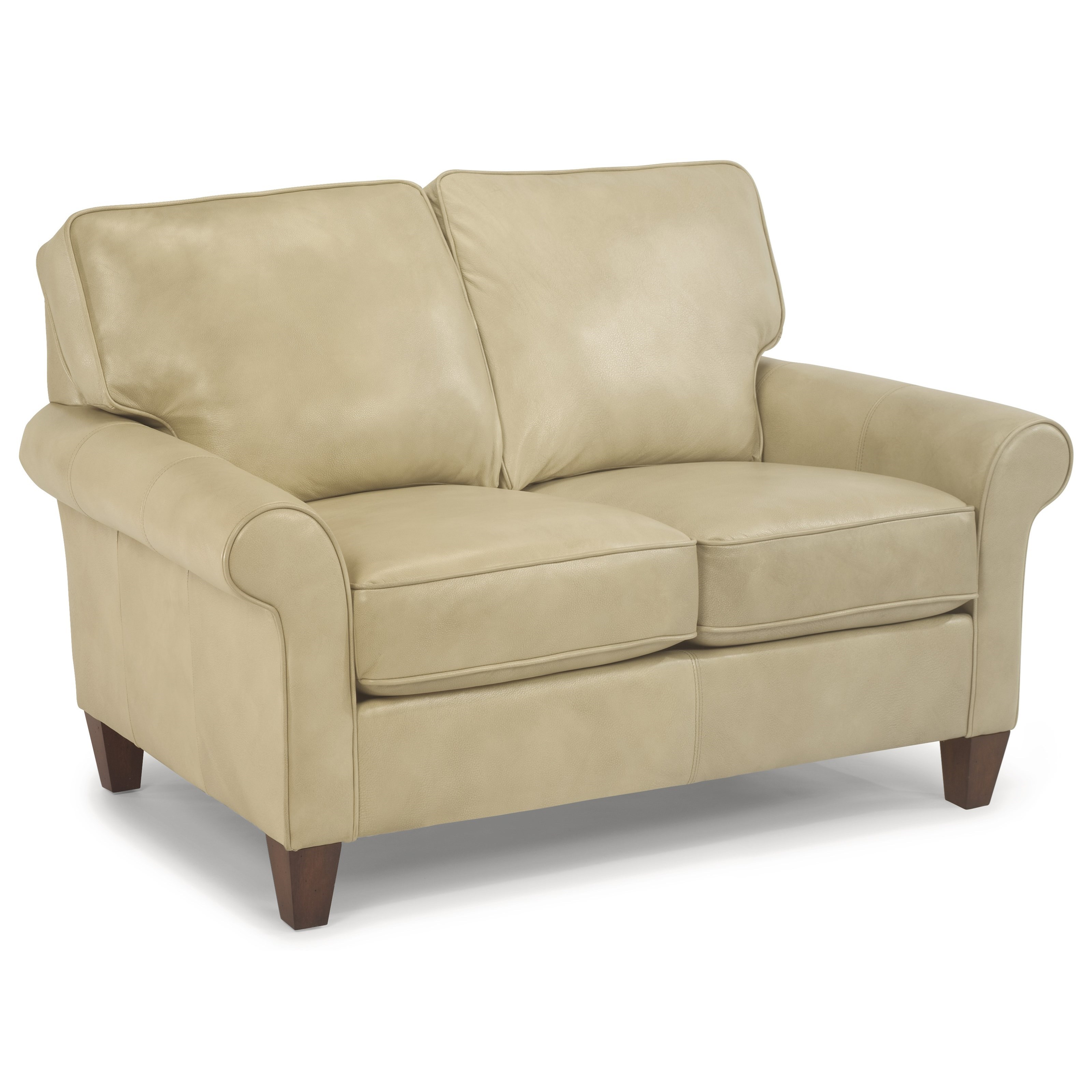 Fine Westside Casual Style Loveseat By Flexsteel At Dunk Bright Furniture Uwap Interior Chair Design Uwaporg