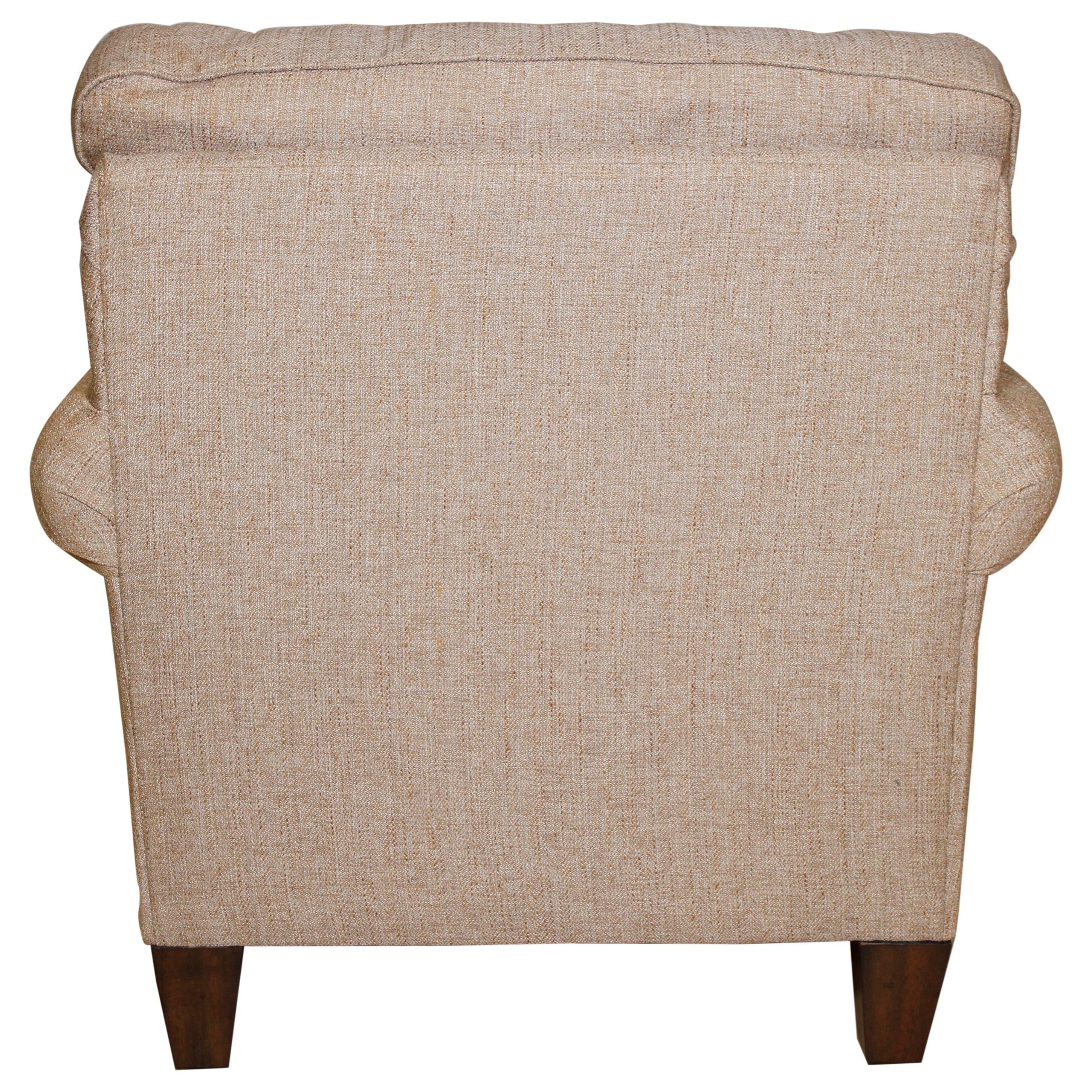 Flexsteel Westside Sofa Reviews: Flexsteel Westside Casual Style Rolled Arm Chair