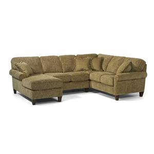 Flexsteel Westside Sectional Sofa