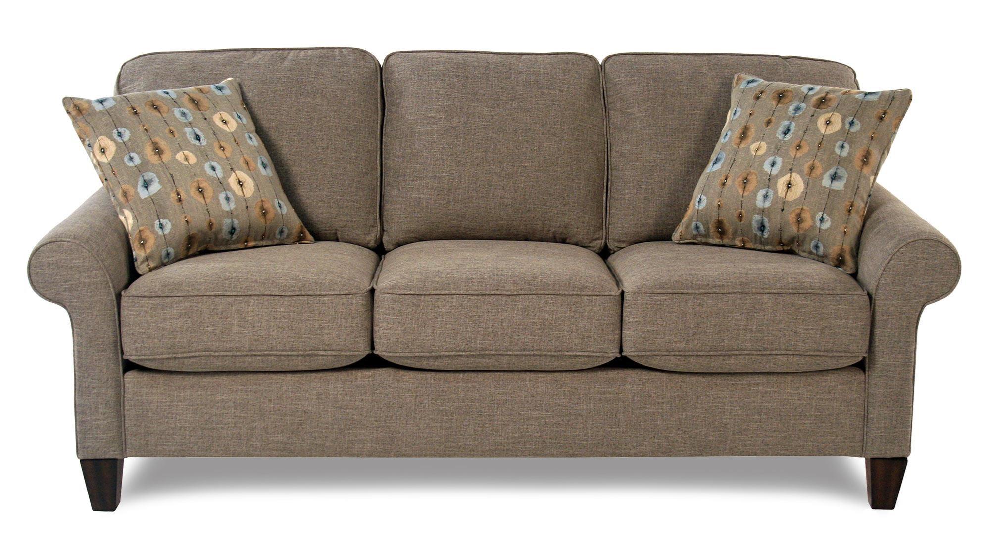 Flexsteel Tanzy Casual Style Sofa Rotmans Sofas