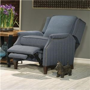 Flexsteel Zevon High Leg Recliner